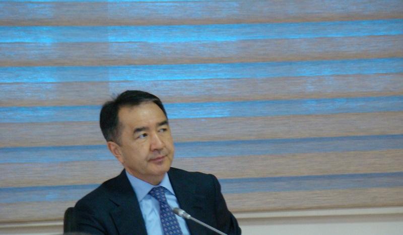 Решение по привлечению Алматы кредитных средств будет приниматься Правительством – Сагинтаев