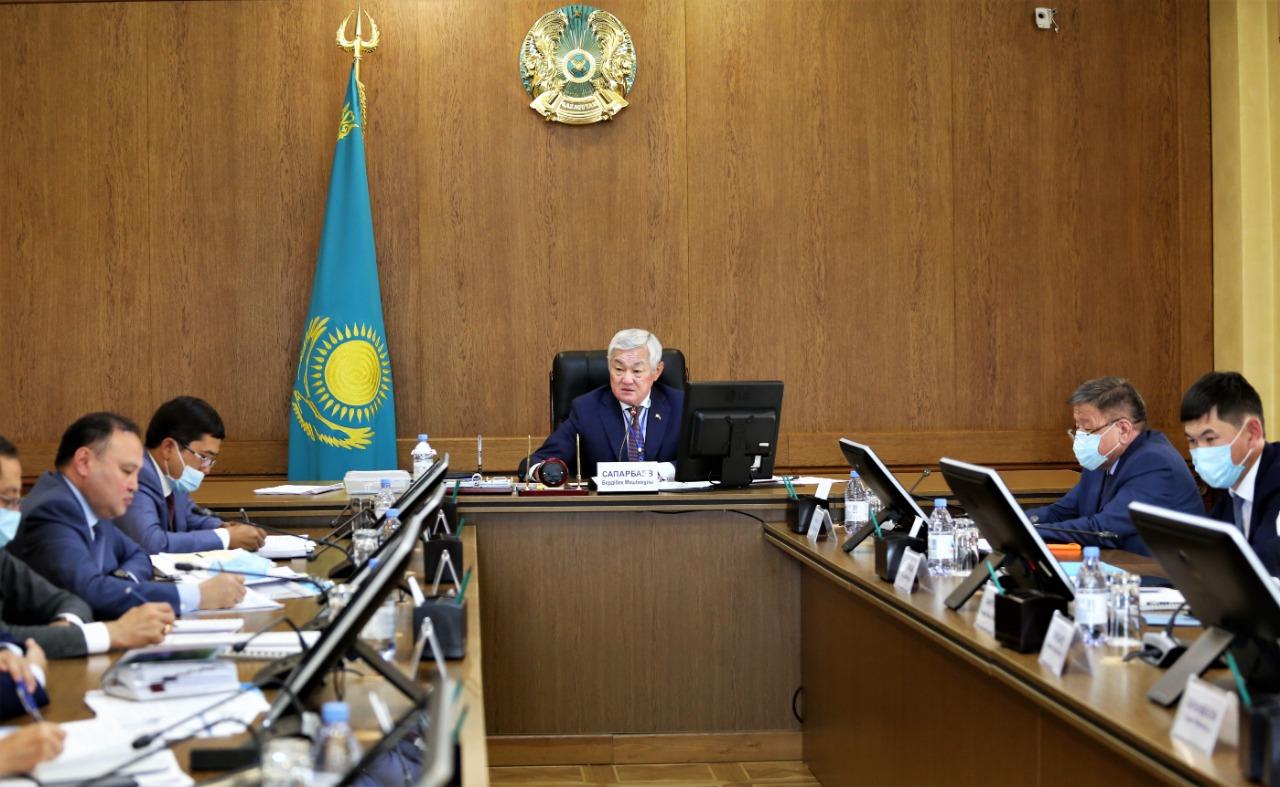 Бердибек Сапарбаев поручил не тратить деньги на разработку ПСД водопроводов Жамбылской области