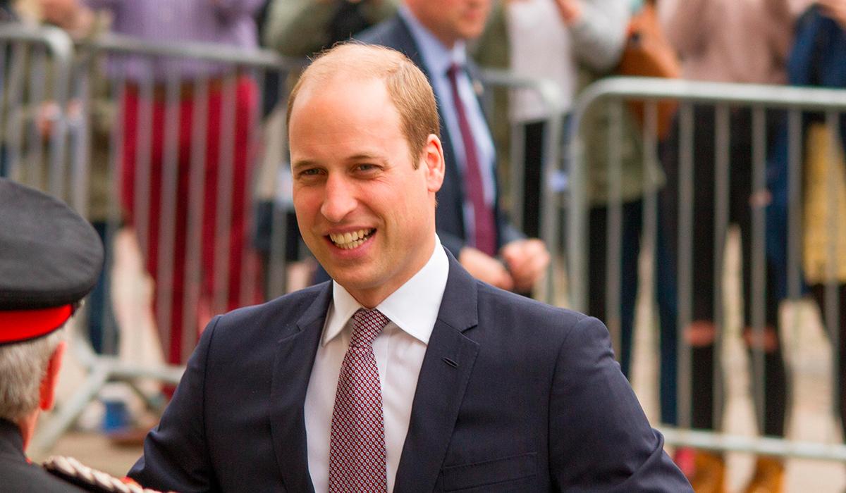 Принц Уильям сделал первую прививку от коронавируса