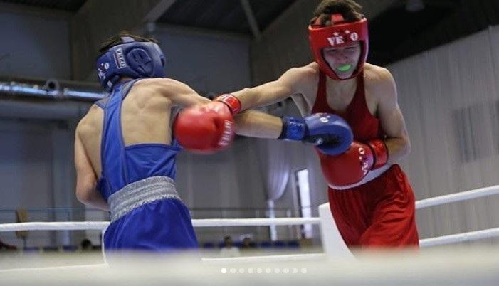 В Талдыкоргане завершился ЧРК среди юниоров по боксу
