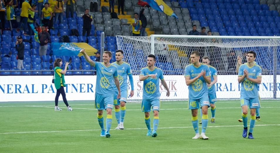 КПЛ: «Астана» снова в тройке