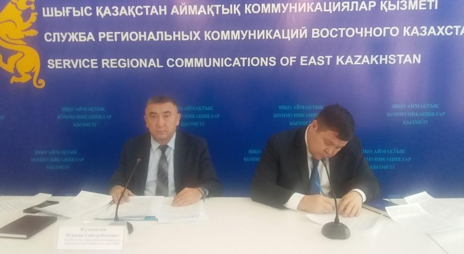 Мост через Бухтарму восточноказахстанцы увидят в 2023 году