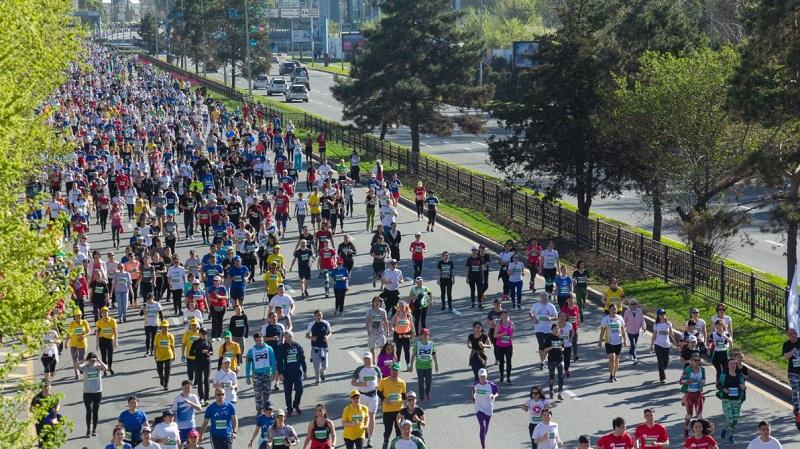 Центральные улицы Алматы по воскресеньям будут пешеходными