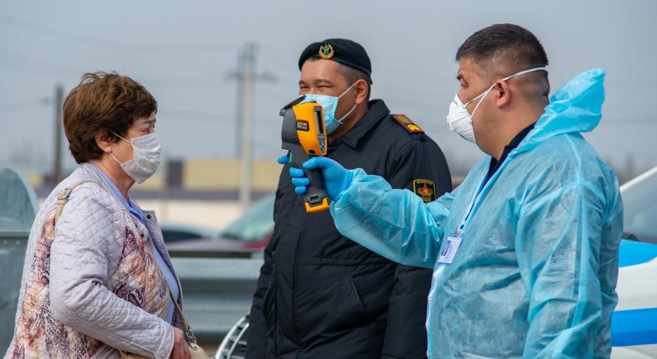 Коронавирус в Казахстане: обзор событий к 24 июля