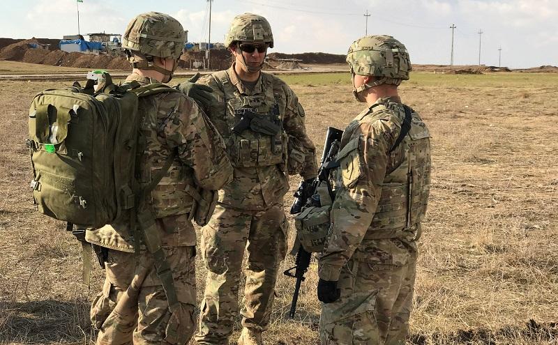 КСИР угрожает атаковать США, если Вашингтон ответит на удары по авиабазам в Ираке