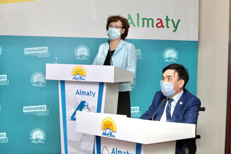 Участники праймериз собрали 8000 предложений для Nur Otan