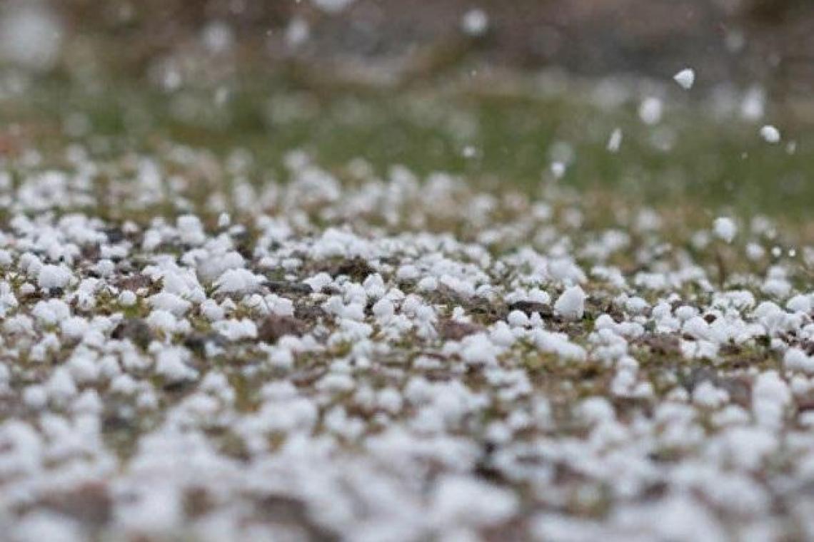 Погода в Казахстане: град ожидаются на севере страны