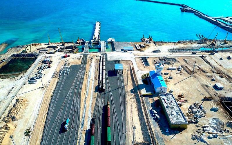 Порт Курык в первом полугодии увеличил пассажиропоток в 14 раз