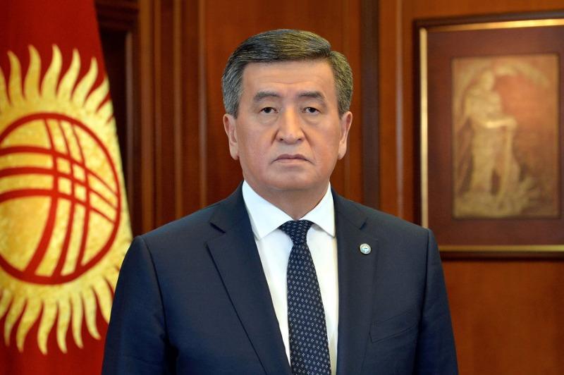 Президент Кыргызстана заявил о готовности уйти в отставку