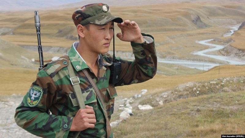 Кыргызстан усиливает охрану госграницы