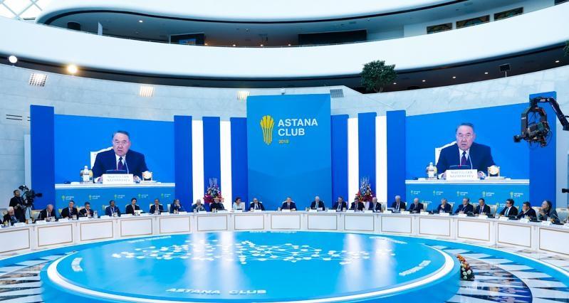 Назарбаев: «Давление на Иран неэффективно»