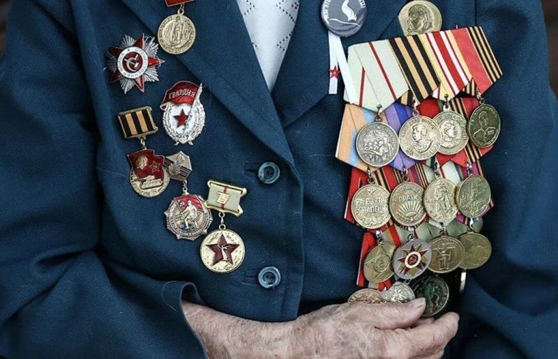 Ветераны Алматы поздравили казахстанцев с 75-летием Великой Победы