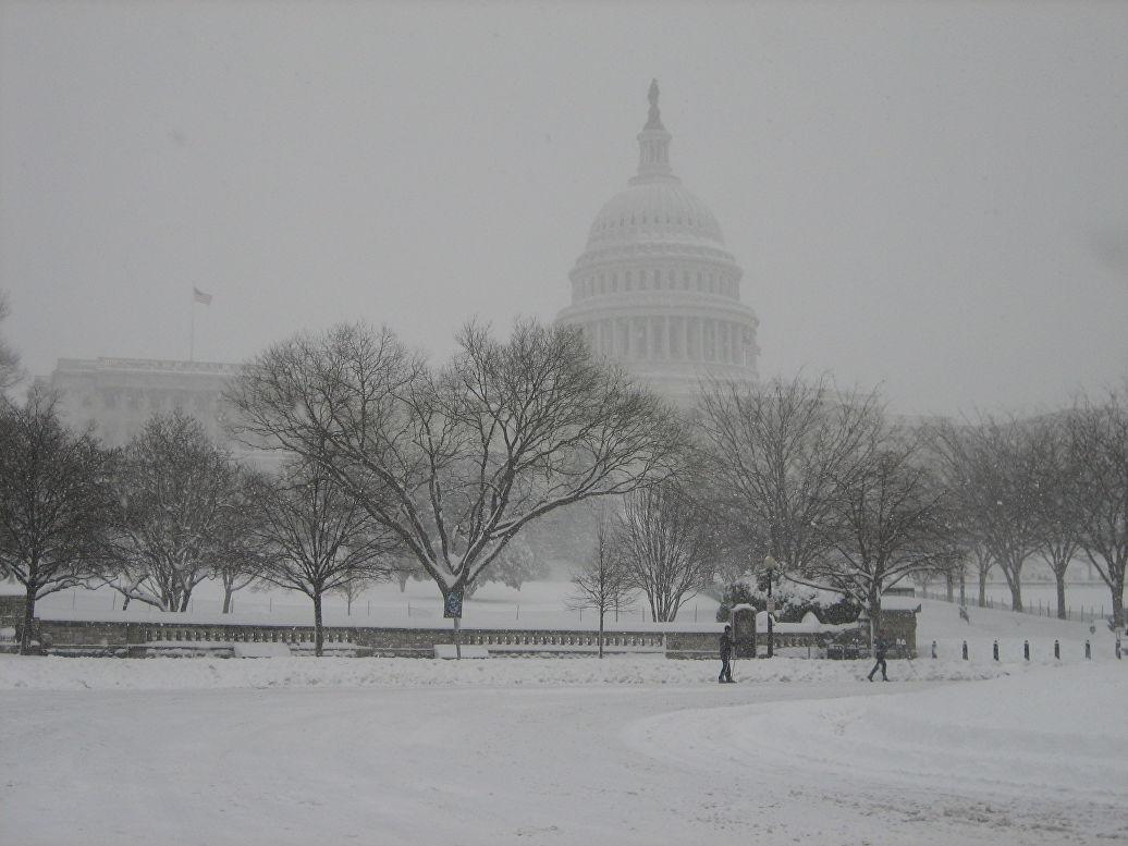 Более тысячи рейсов в США отменены из-за холодов