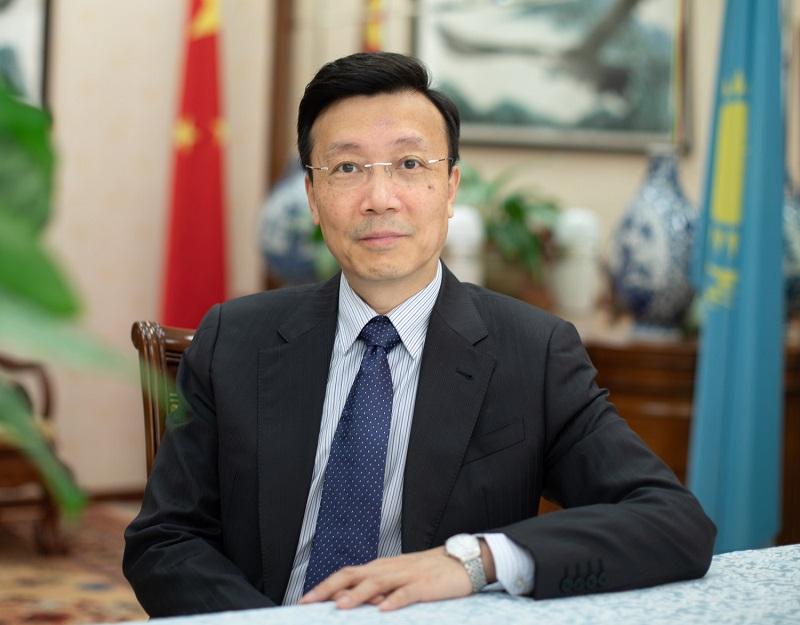 Посол КНР в РК: за митингами стоят «некие силы»