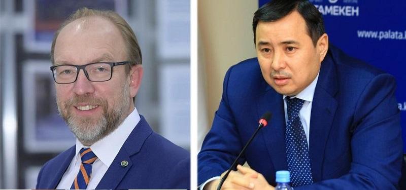 НПП «Атамекен» налаживает контакты с ТПП Украины