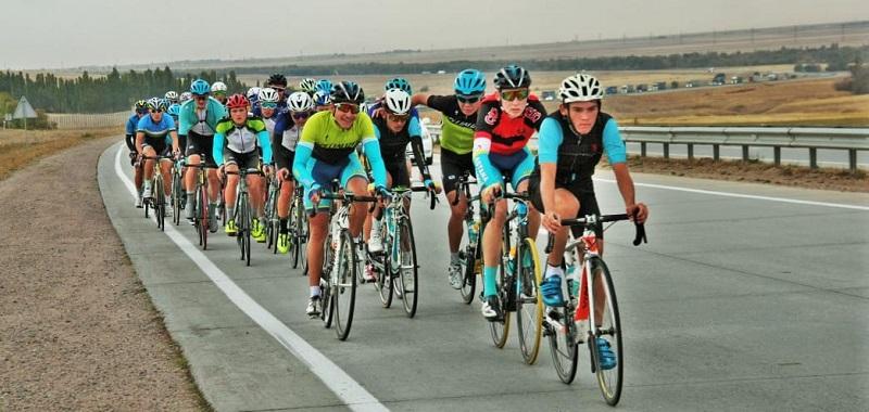 В Таразе завершился ЧРК по многодневной гонке по велоспорту на шоссе