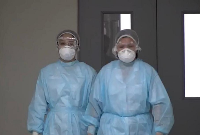 Карантинные меры в Нур-Султане позволили вдвое снизить нагрузку на врачей