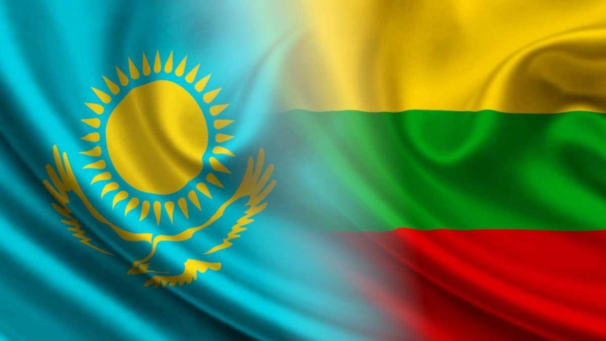 Перспективы казахстанско-литовского сотрудничества