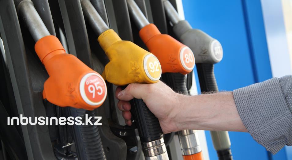 Производство бензина в Казахстане выросло на 11,8%