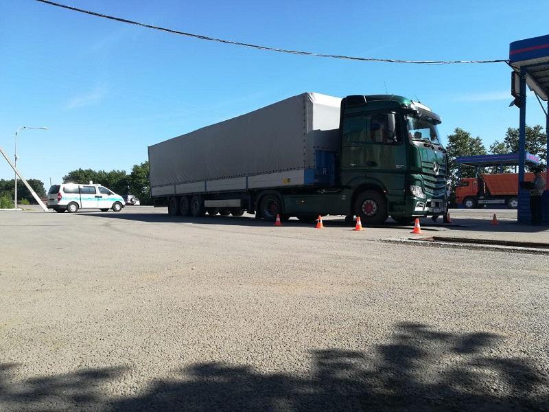 В РК выявили 10 тысяч нарушений в сфере транспортного контроля