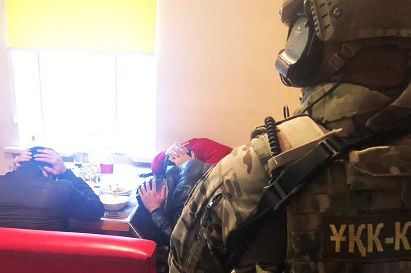 В Нур-Султане задержали возможного участника транснационального преступного сообщества
