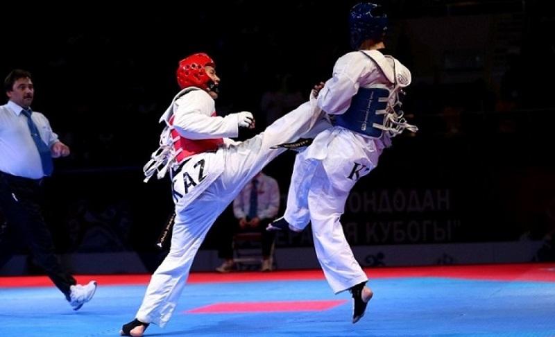 ЧА-2019 по таеквондо: у Казахстана еще семь медалей