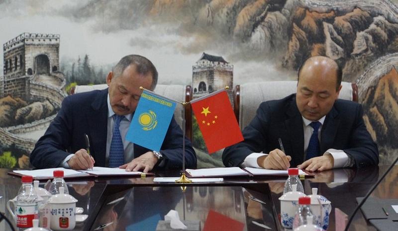 Объем ж/д перевозок между Казахстаном и Китаем планируется увеличить на 8%