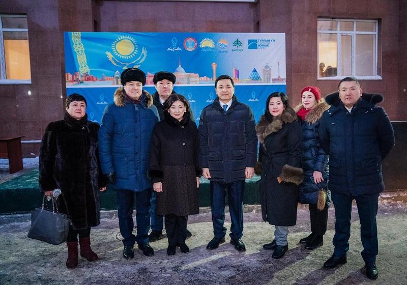 Вкладчики Жилстройсбербанка и очередники получили квартиры в Нур-Султане