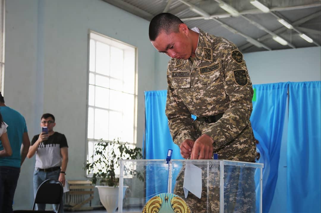 Международные наблюдатели – о голосовании в Мангистауской области