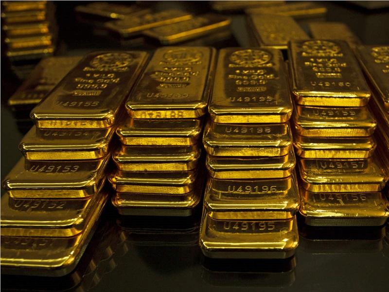 Золото подорожало до восьмилетнего максимума