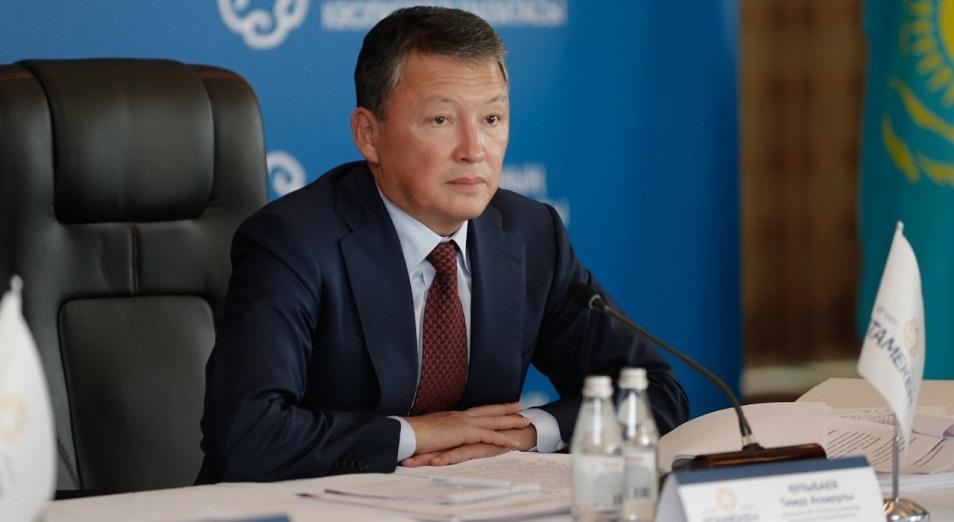 Модернизация и создание конкурентной продукции возможны при долгосрочных контрактах – Тимур Кулибаев