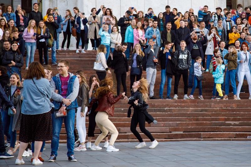 Население Казахстана за ноябрь увеличилось на 18,4 тыс. человек