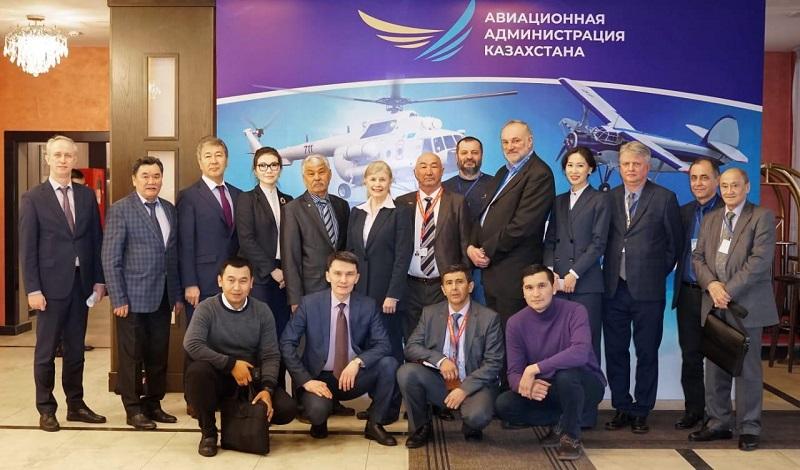 Авиационные власти Казахстана обсудили вопросы по безопасности полетов малой авиации
