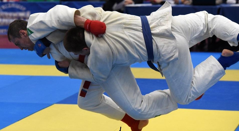 Казахстанские спортсмены стартовали на ЧМ по джиу-джитсу в Абу-Даби