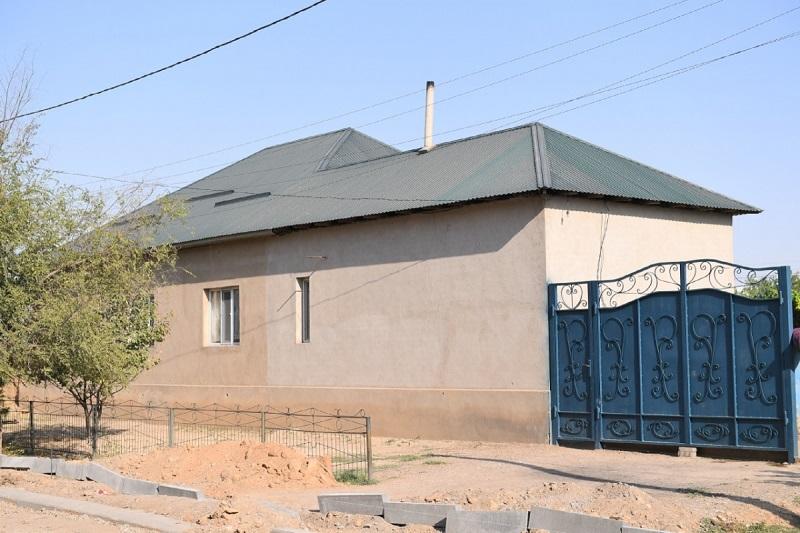 В Арыси восстановили более 7260 домов