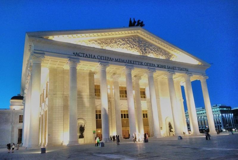 «Астана Опера» запустила онлайн-проект к 175-летию Абая Кунанбаева