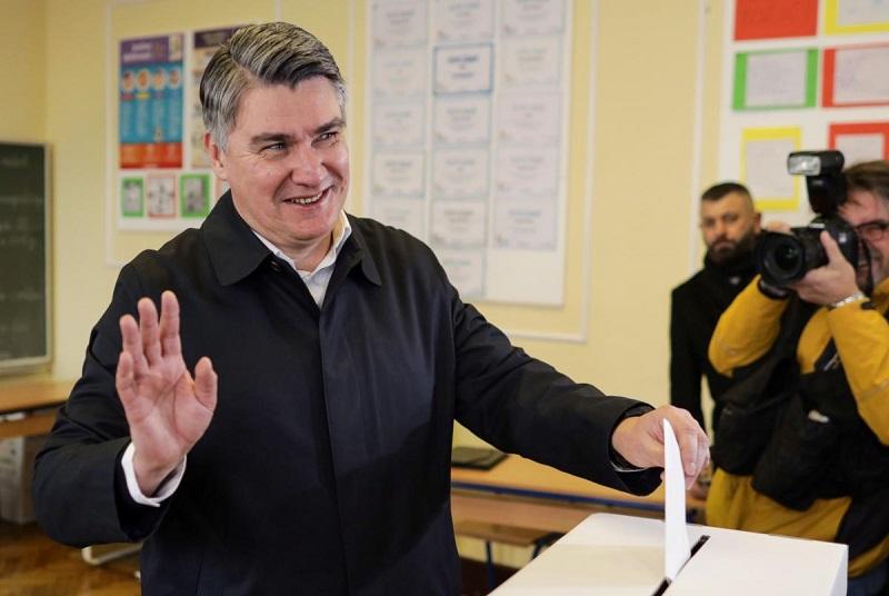 Экс-премьер Хорватии Миланович победил на президентских выборах