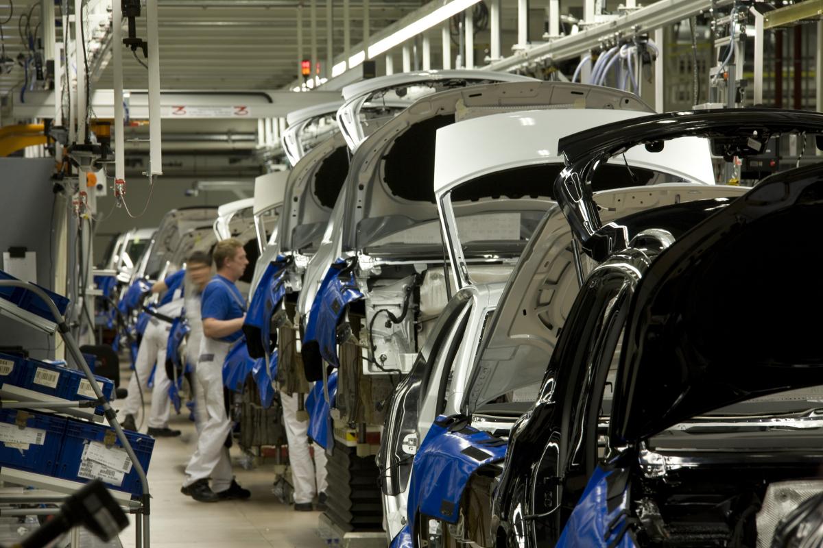 В Казахстане увеличилось производство автомобилей в 1,6 раза в 2018 году