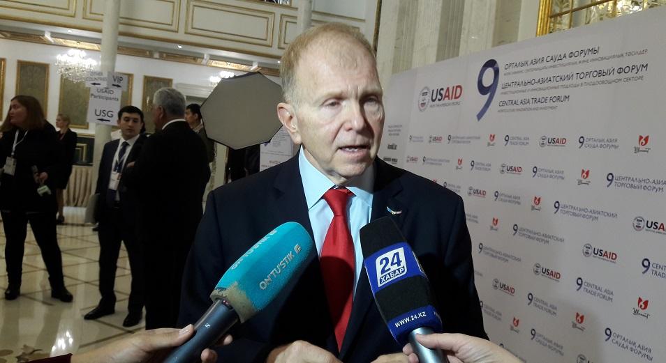 «В инвестиционном климате Казахстана есть препятствия» – посол США в Казахстане