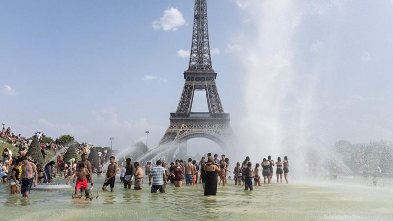 Экстремальная жара во Франции убила 1,5 тысячи человек