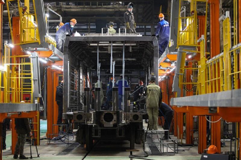 Казахстан намерен закупить почти на 3 млрд евро железнодорожную технику у Трансмашхолдинга