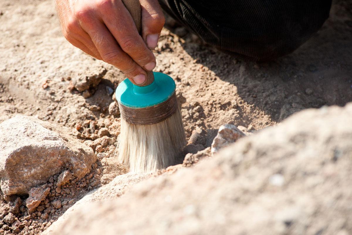 Археологи Шымкента обнаружили уникальный артефакт