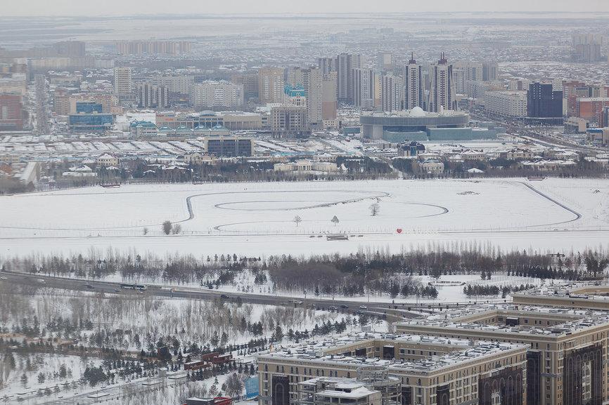 Астанада алдағы демалыс күндері жауын-шашын болмайды