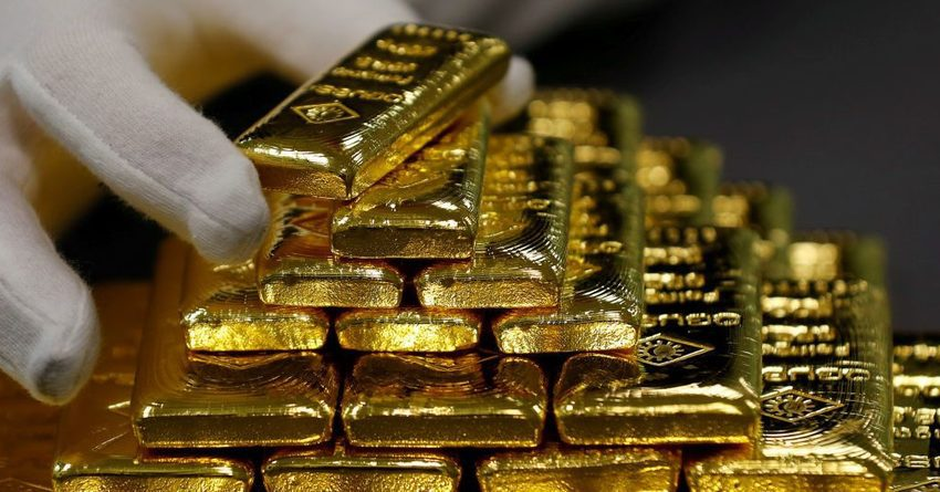 Ұлттық банк: сәуір айында 2,8 мың алтын құйма сатылды