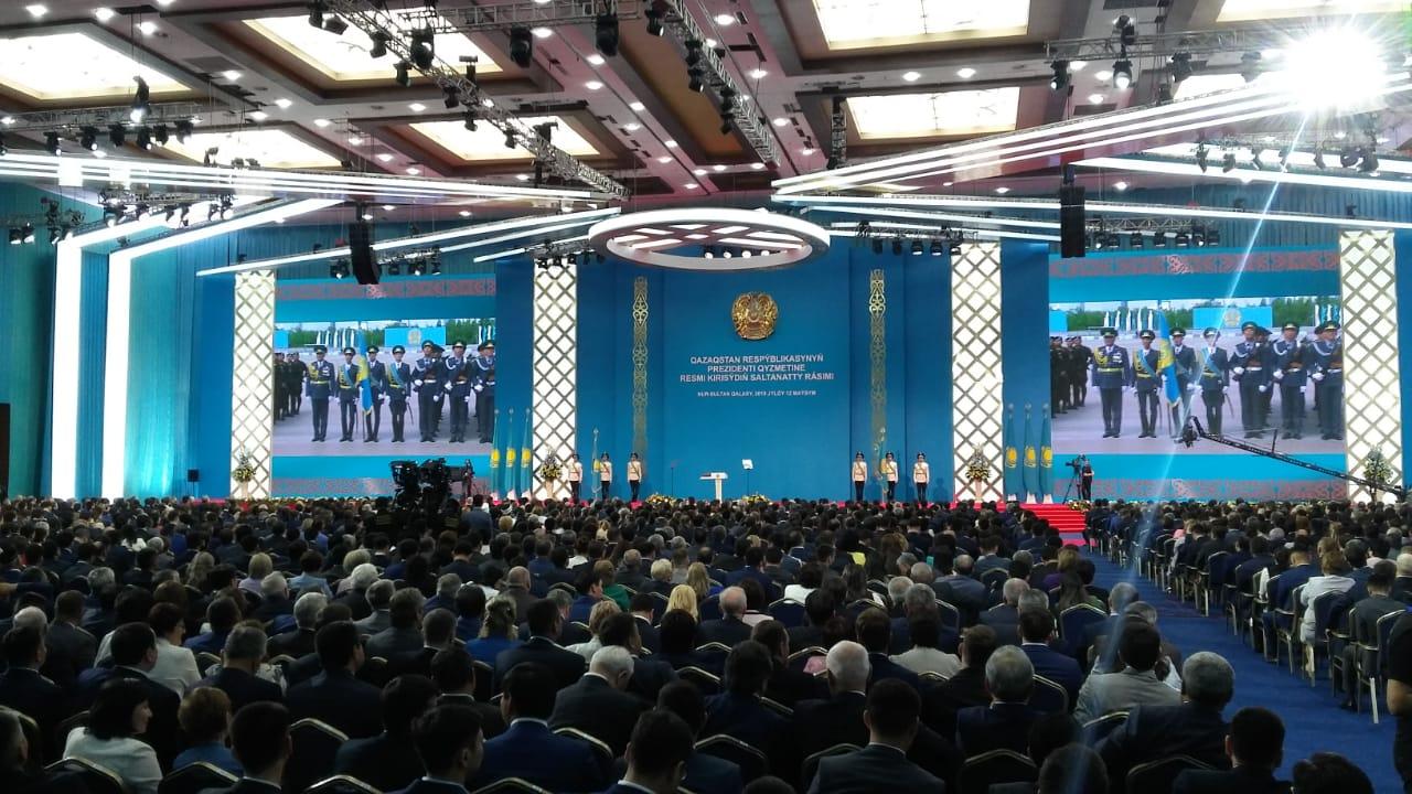 Касым-Жомарт Токаев пообещал поддерживать молодежные стартапы