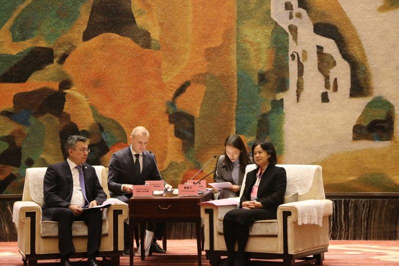 Экспорт продукции из Казахстана в Китай может увеличиться на 1,6 млрд долларов США