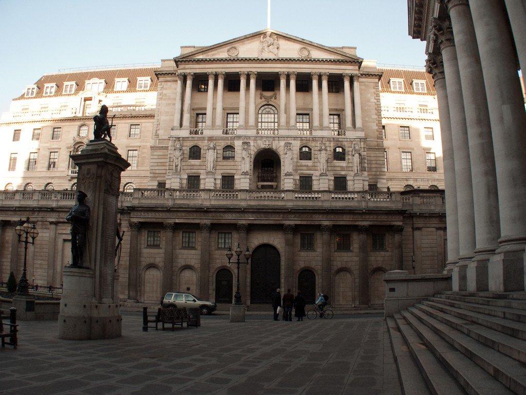 Оставит ли банк Англии ключевую ставку на уровне 0,1%