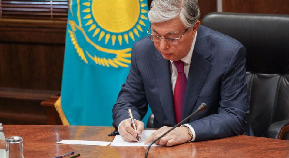 Президент РК поручил создать новое антикоррупционное агентство