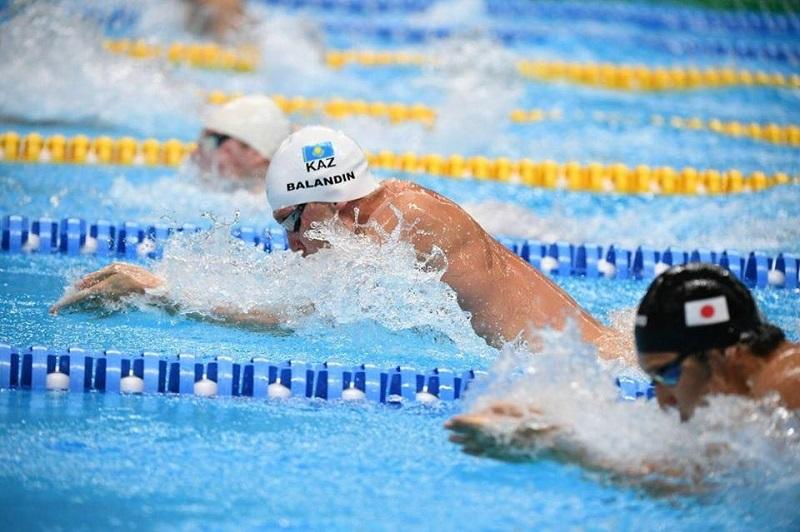ЧМ-2019 по водным видам спорта: казахстанец вышел в полуфинал