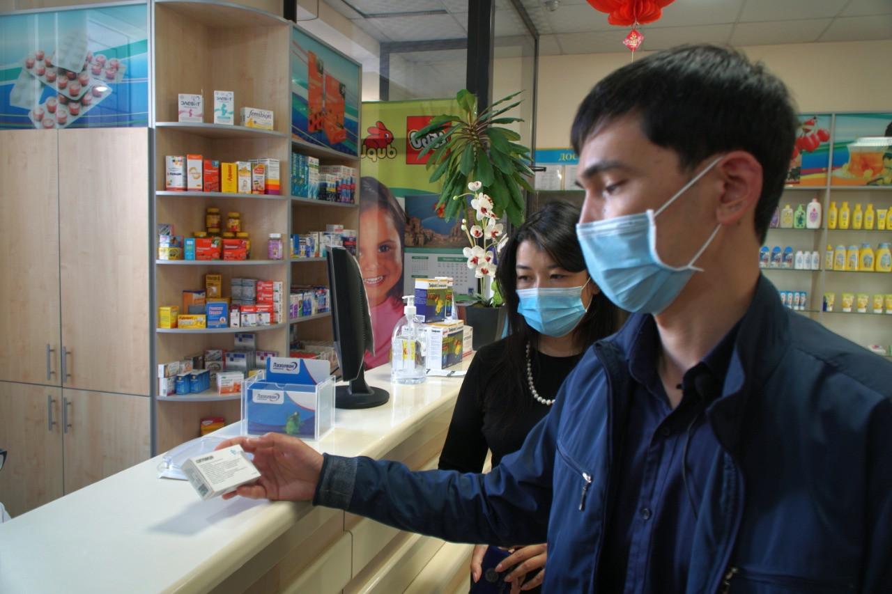 В Нур-Султане продолжается мониторинг цен на лекарства